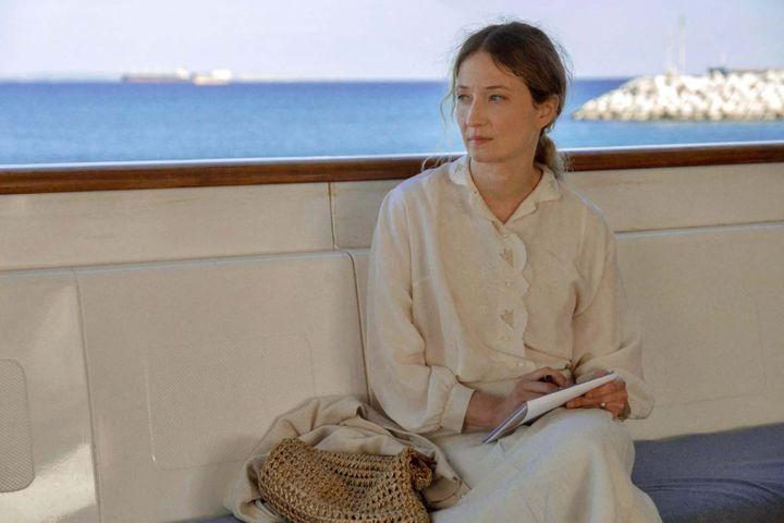 "Alba Rohrwacher in ""Under Alice's sky"" by Chloé Mazlo.  (PASCAL CHANTIER / MOBY DICK FILMS)"