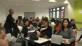 salle de classe (FRANCE 2)