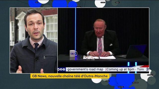 Médias : GB News, une nouvelle chaîne polémique au Royaume-Uni