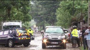 Mayotte : le département en proie à une nouvelle flambée de violences (Capture d'écran franceinfo)