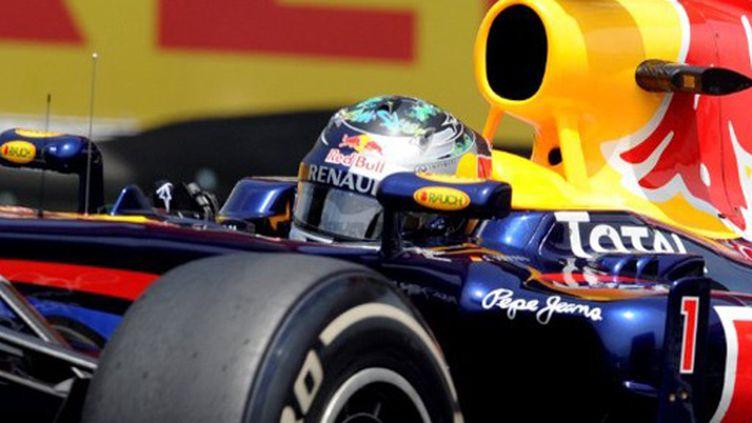L'Allemand Sebastian Vettel