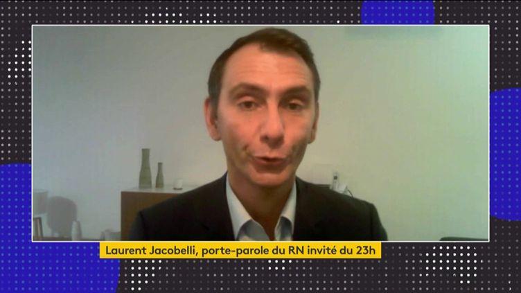 Laurent Jacobelli (RN) (FRANCEINFO)