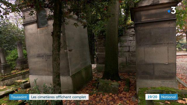 Paris : quand les cimetières bouchonnent