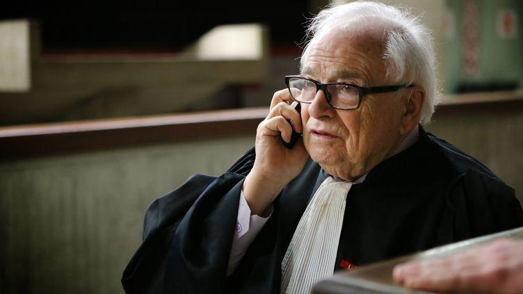 Henri Leclerc, avocat (PIB / MAXPPP)