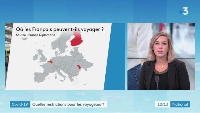 Coronavirus : des restrictions pour les voyageurs ?