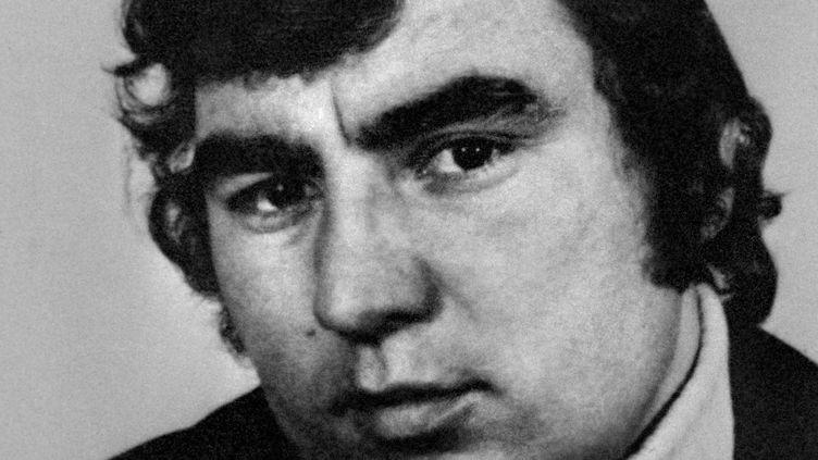 Photo reçue le 18 août 1977 de Michel Lepage, figure du milieu de la banlieue sud dans les années 80, proche de Jacques Mesrine ou du gang des postiches. (AFP)