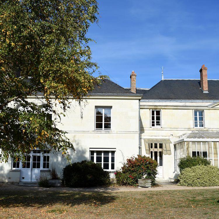 """Le centre de """"déradicalisation"""" de Pontourny, à Beaumont-en-Véron (Indre-et-Loire), le 22 octobre 2016. (GUILLAUME SOUVANT / AFP)"""