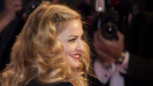 Après un film accueilli fraîchement (W-E), Madonna rebondit dans la mode  (Zenon Stefaniak/PHOTOSHOT/MAXPPP)