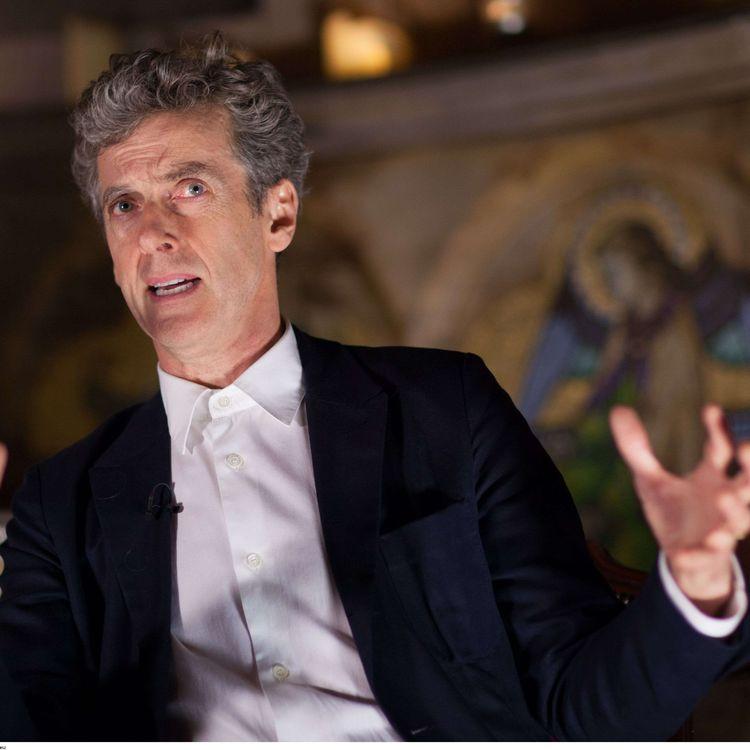 L'acteur écossais Peter Capaldi, ici à Londres, le 27 novembre 2012, incarnera le douzième docteur Who. (TOM OLDHAM / REX FEATURES / SIPA)