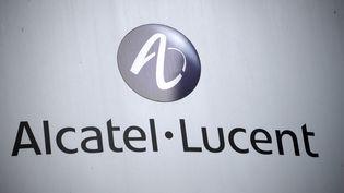 Nokia a annoncé, le 14 avril 2015, négocier un rachat de son concurrent, Alcatel-Lucent. (DAMIEN MEYER / AFP)