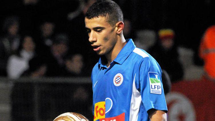 Younes Belhanda, nouveau joueur du Dynamo Kiev