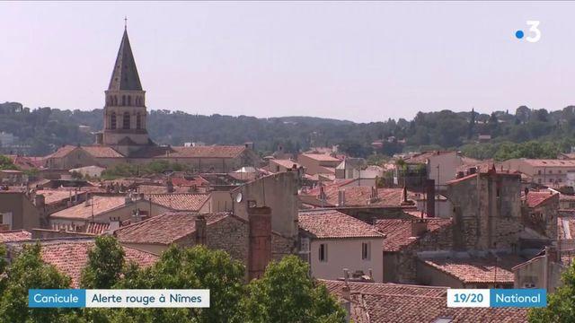 Canicule : à Nîmes, on se prépare après l'alerte rouge