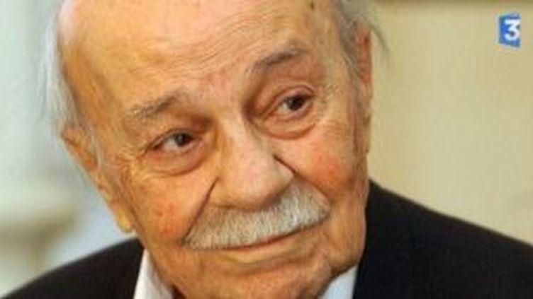 Mort de l'écrivain argentin Ernesto Sabato, un géant de la littérature  (Culturebox)