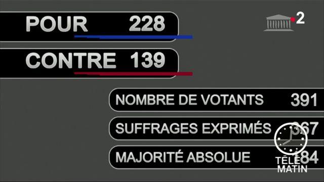 Loi Asile et immigration : un texte adopté à l'Assemblée non sans accrocs pour la majorité