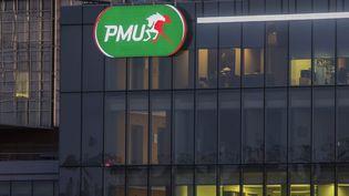 Le siège parisien de PMU. (VINCENT ISORE / MAXPPP)
