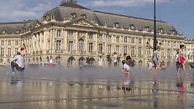 La France a chaud, ce mardi