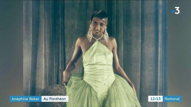 Joséphine Baker : la célèbre artiste et résistante va entrer au Panthéon