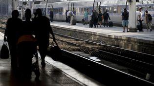 La gare Montparnasse à Paris, le 3 juillet 2015. (JOEL SAGET / AFP)