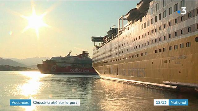 Vacances : chassé-croisé en Méditerranée