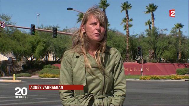 Fusillade à Las Vegas : une ville sous le choc