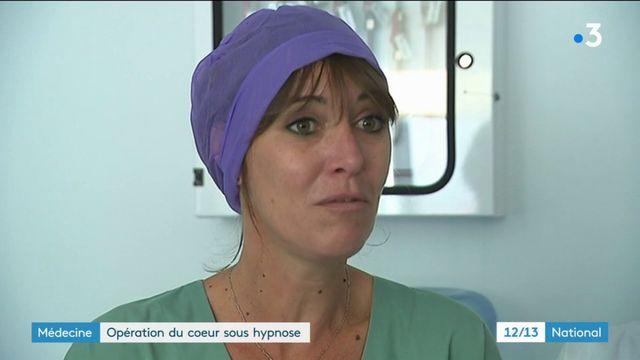 Médecine : opération du cœur sous hypnose à Lille