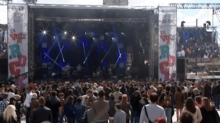 4ème édition du festival de rock de Tourcoing  (France3/culturebox)