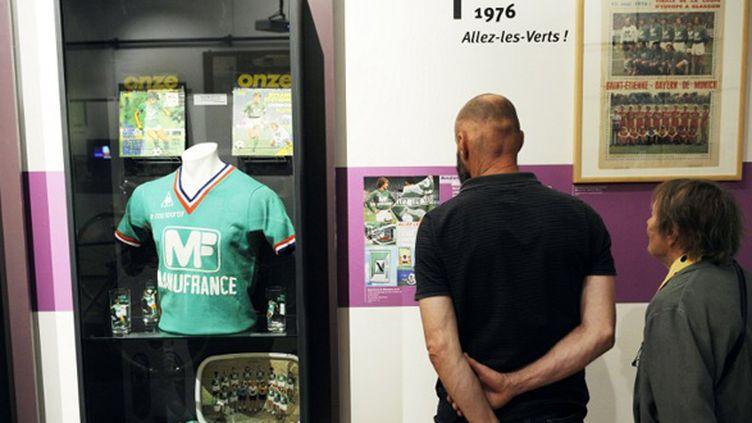 Le musée des Verts (PHILIPPE DESMAZES / AFP)