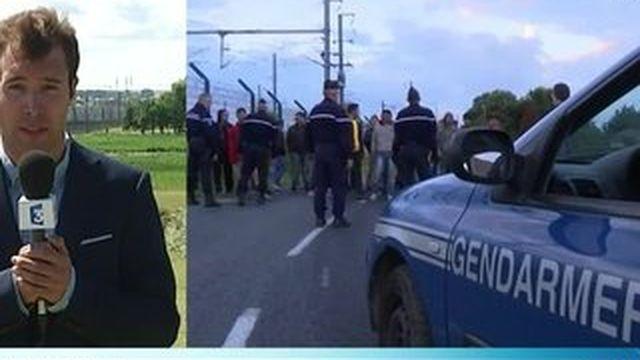 "Migrants : ""Aucun dispositif de police ne les fera renoncer"""
