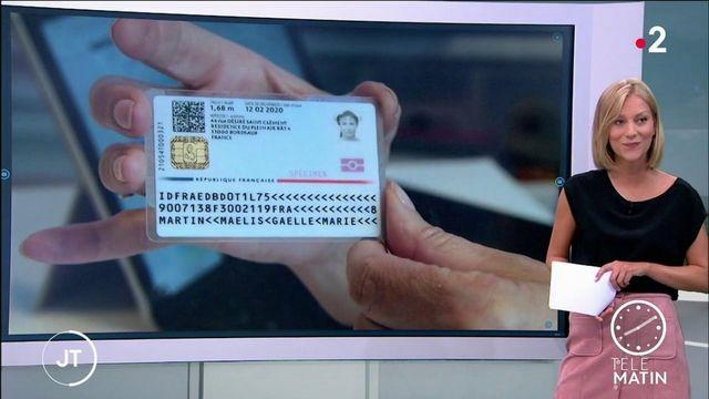 Carte d'identité : la nouvelle version du document est entrée en vigueur