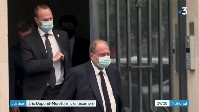 Justice : Éric Dupont-Moretti mis en examen pour prise illégale d'intérêts