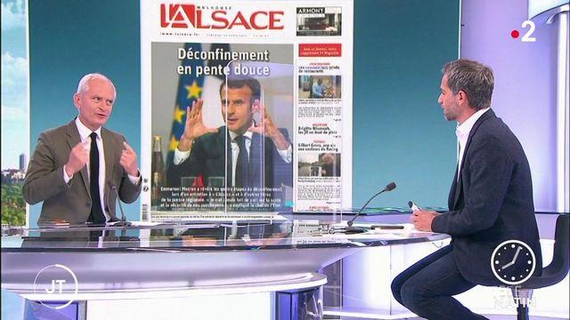 Déconfinement : les enjeux des annonces d'Emmanuel Macron