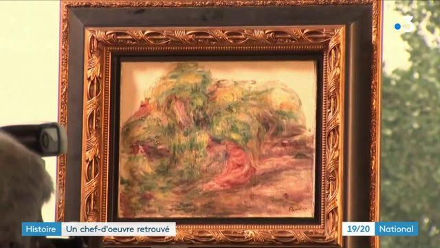 Art : un Renoir saisi par les nazis restitué à sa propriétaire