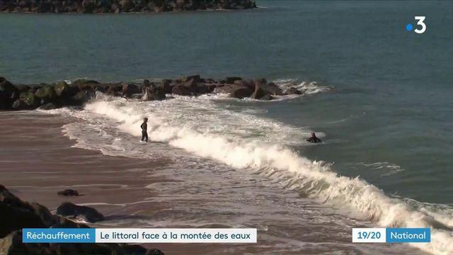 Réchauffement climatique : des millions de personnes menacées par la montée des eaux