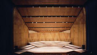 La salle Pleyel, à Paris. (JACQUES SARRAT / SYGMA)