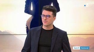 Ludovic Baron (FRANCE 3)