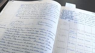 Les archives de l'Académie Goncourt - extrait  (France 3 Culturebox capture d'écran)