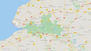 Au Havre, un homme a été interpellé après avoir tenté de vendre du cannabis à des policiersqui circulaient en véhicule banalisé. (Google Maps)