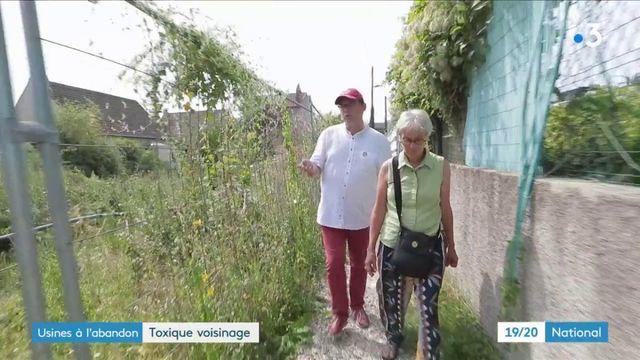 Usines abandonnées : des terrains devenus très toxiques