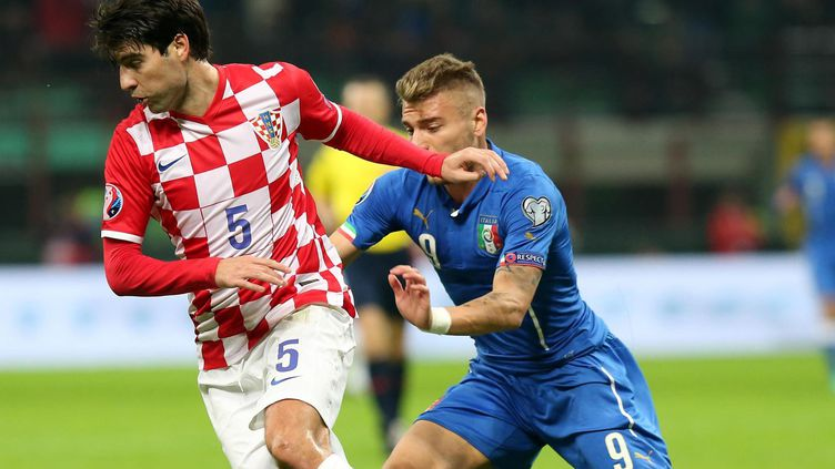 Croatie-Italie (MATTEO BAZZI / MAXPPP)