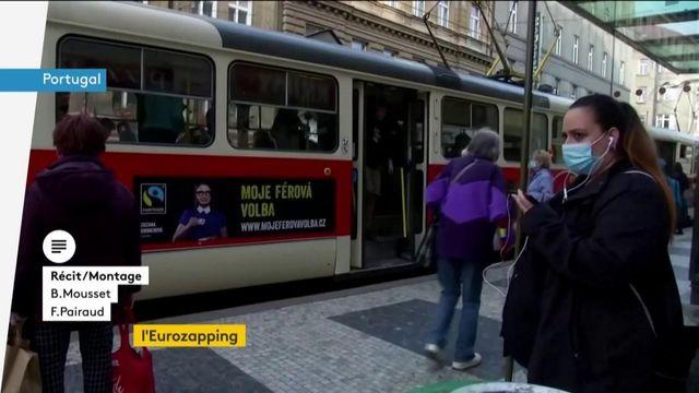 L'Eurozapping du vendredi 18 décembre : les Madrilènes profitent d'un confinement moins strict ; durcissement des mesures en Italie et au Portugal