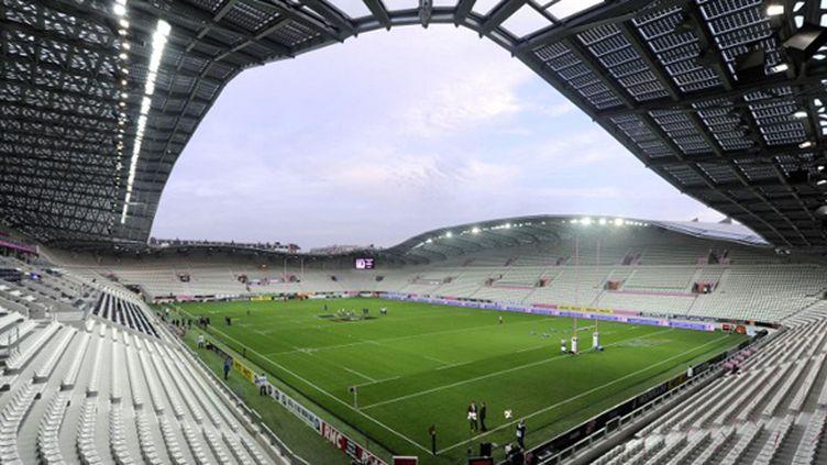 Le stade Jean-Bouin à Paris (JEAN MARIE HERVIO / DPPI MEDIA)