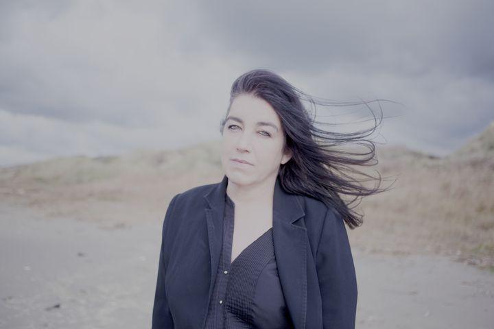Béatrice Huret, à l'automne2016. (DOROTHEE SMITH / EDITIONS KERO / FRANCEINFO)