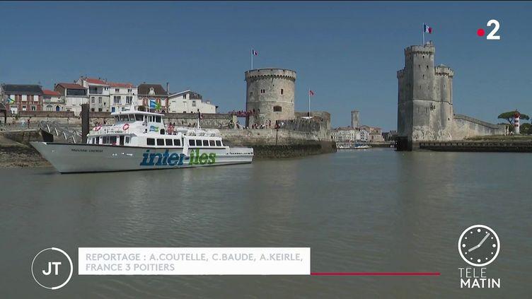La ville de La Rochelle. (France 2)