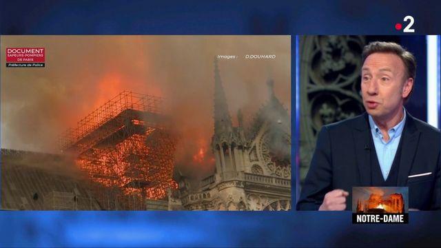 """Incendie de Notre-Dame : """"Les Français ont répondu à l'appel"""", se réjouit Stéphane Bern"""