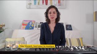Cléa Vincent (FRANCEINFO)