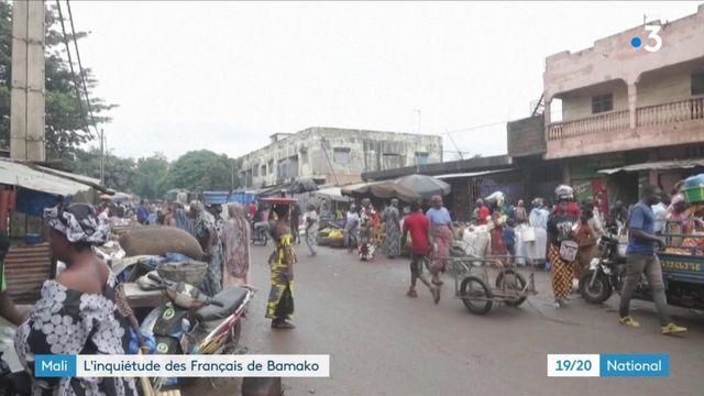 Mali : les ressortissants français s'inquiètent