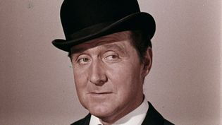 Patrick Macnee en 1967  (Films/REX Shutterstock/SIPA)