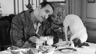 "Jean Dujardin, dans 'The Artist"", de Michel Hazanavicius (2012). (KOBAL / AFP)"