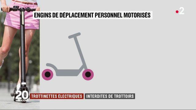 Sécurité routière : les trottinettes électriques bientôt encadrées