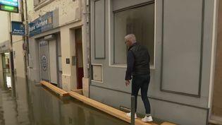 Inondations à Saintes (FRANCE 2)